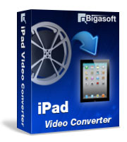Bigasoft iPad Video Converter LifeTime License 3 PC