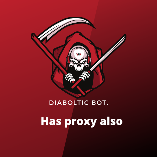 Diabolic viewer bot. any questions? pm
