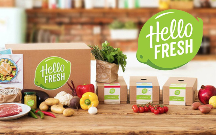 Hello Fresh U.S Voucher 65-80$ instant