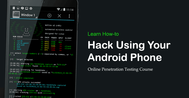 Professional Android security, exploits and pen testing