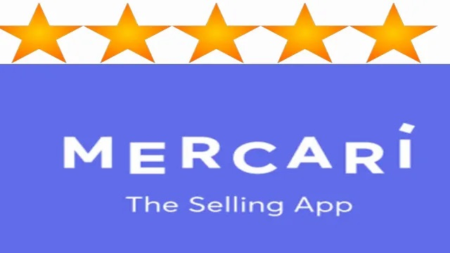 Verified Mercari Positive Feedback Review 5 Stars