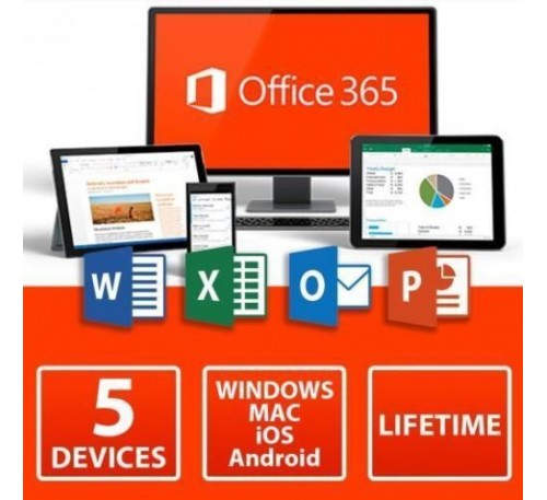 Microsoft Office Pro Plus 2019 Lifetime-Fast delivery