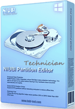 NIUBI Partition Editor Technician Edition LifeTime Key