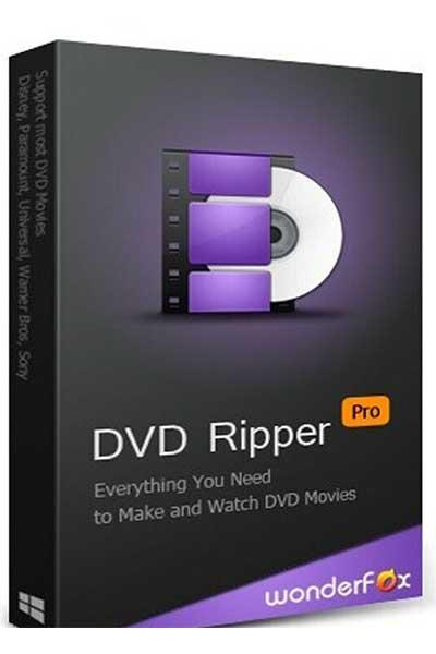 WonderFox DVD Ripper Pro 1 PC LifeTime License