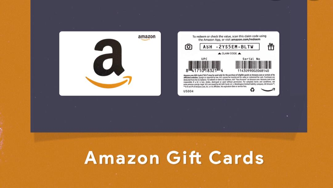 Amazon Gift Card Generator + Checker