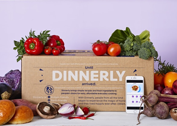 Dinnerly U.S Discount Codes 100$ instant