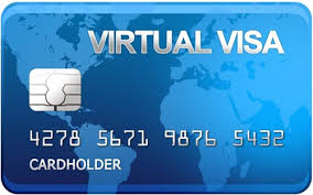 Virtual Visa Card For Facebook Boost Anycountry 10-100$