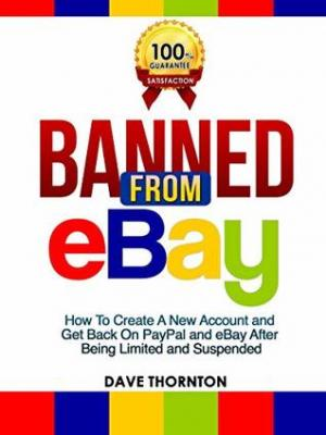 Banned from Ebay