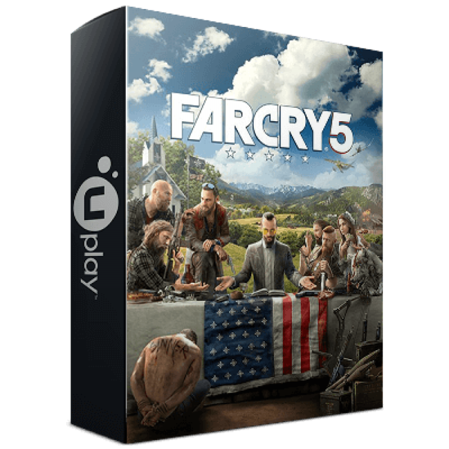 Far Cry 5 Uplay Digital Key (EU)(MEA)