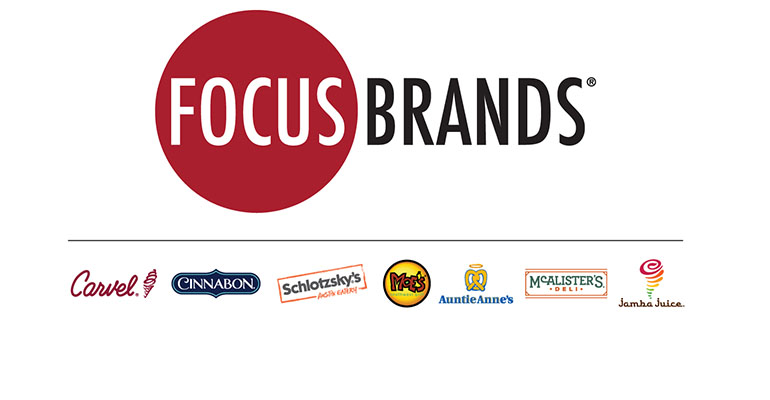 $100 Focus Brands Group with *PIN* (5x$20) **INSTANT**