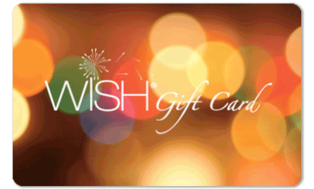 $100 Woolworths Wish Gift Card