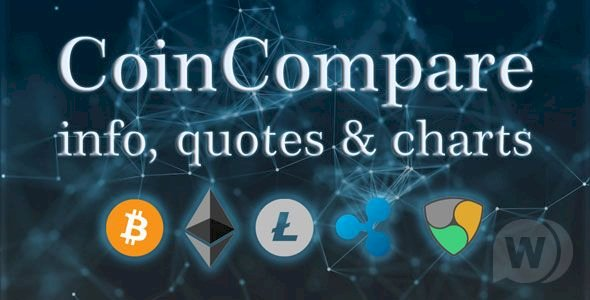 Crypto Compare v1.5.4 - cryptocurrency quotes