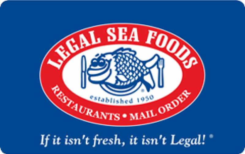 $400 Legal Sea Foods