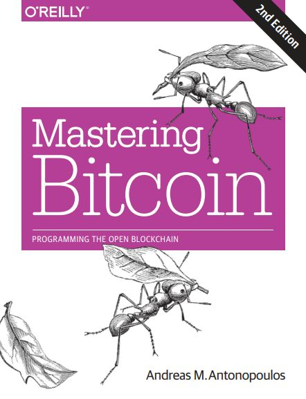 Mastering Bitcoin ebook, learn