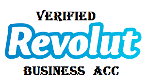 3 business revolut account fully verified
