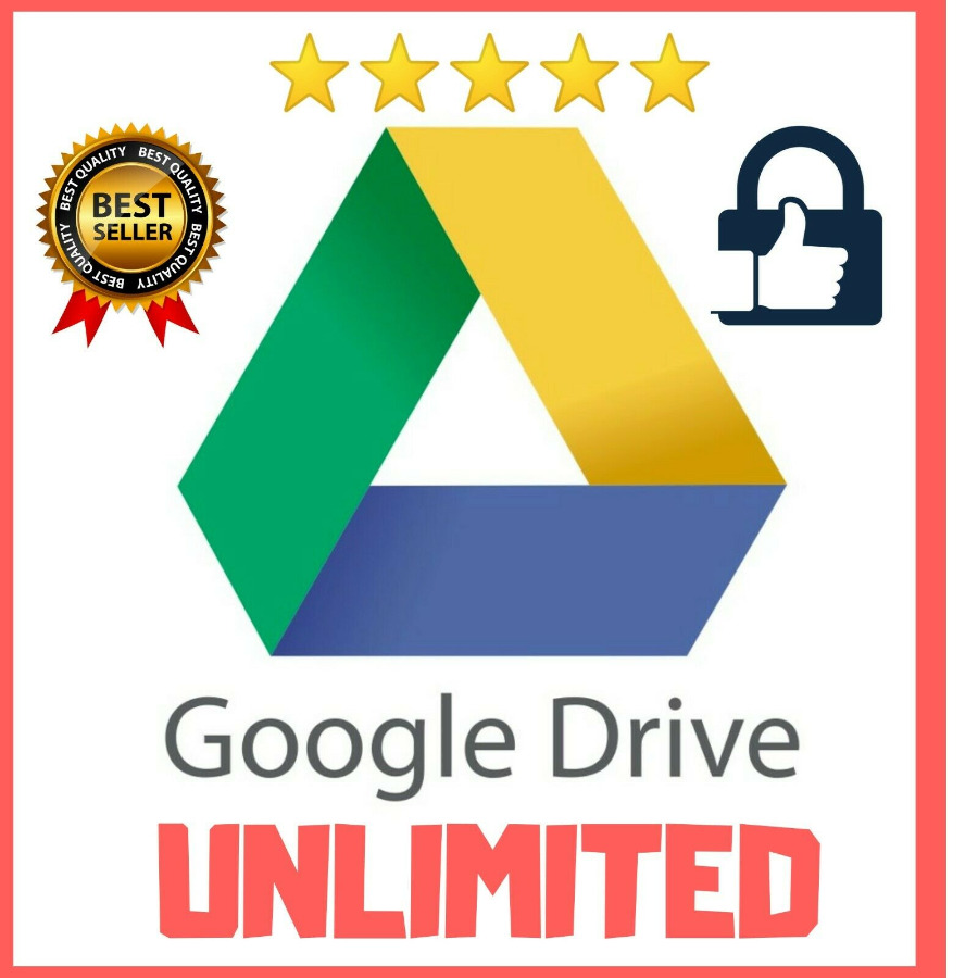 Unlimited Google Drive for Your Existing Account