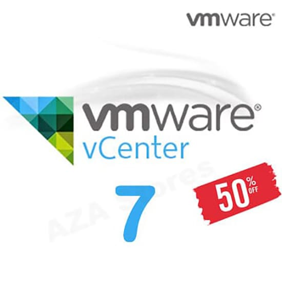 VMware vCenter Server 7 Essentials ✔Lifetime Licen...