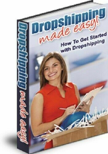 Dropshipping Made Easy PDF ebook with Full Master Resel