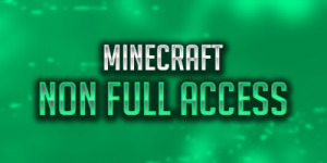 ❗️ Minecraft Non Full Access ❗️✔️Instant...