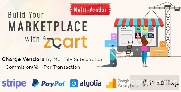 zCart eCommerce Marketplace - nulled [SUBMIT OFFER]