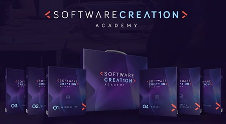 Software Creation Academy | Martin Crumlish