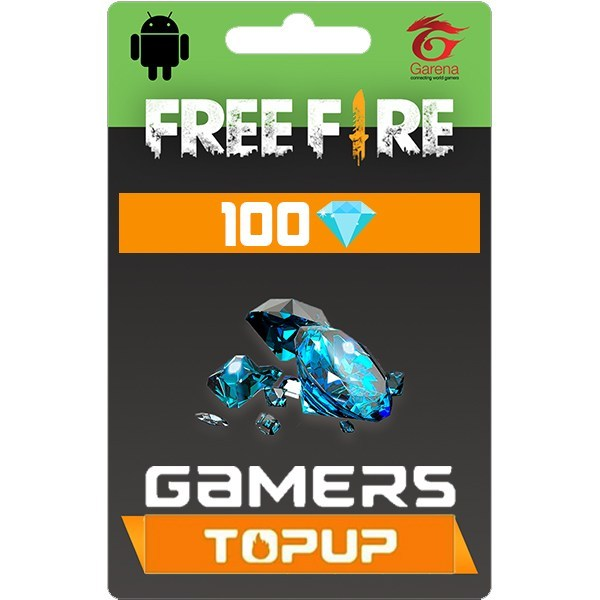 Free Fire TopUp 20% off