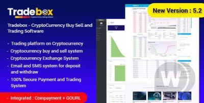CryptoCurrency Buy Sell and Trading Software