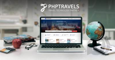 PHPTRAVELS v7.3- CMS for booking