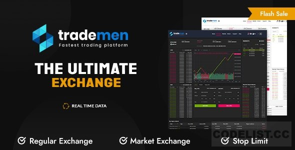 Trademen Ultimate Exchange, Live Trading