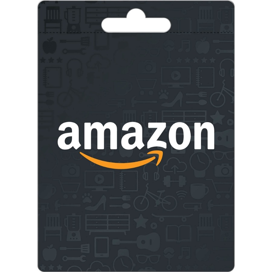 $200 Amazon gift cards