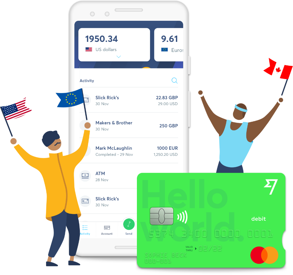 ✅ Transferwise With Documents verified account! ✅