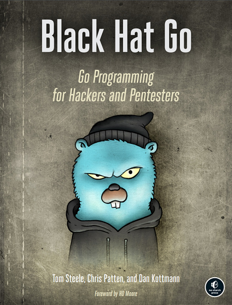 Black Hat Go Tutorials & Methods