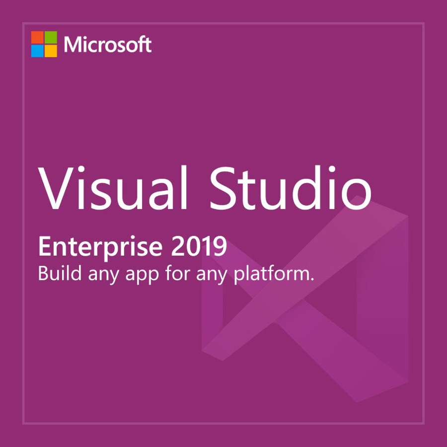 Visual Studio Enterprise 2019 Key 64 Bits