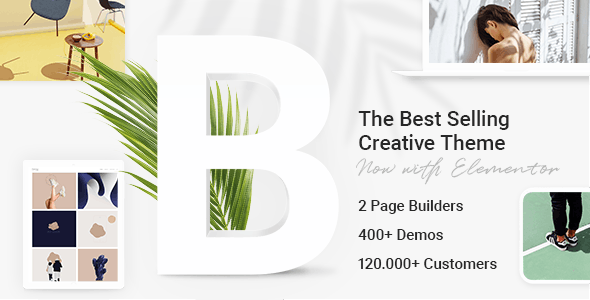 Bridge – Creative Multipurpose WordPress Theme –...