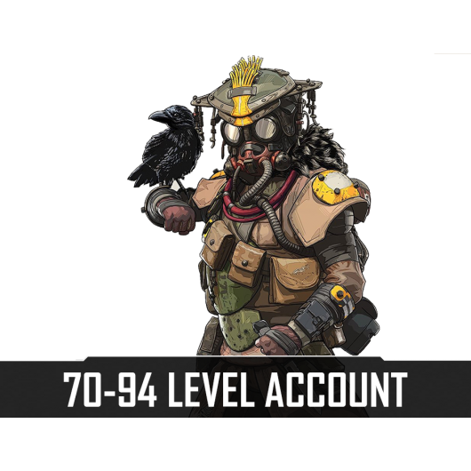 Apex Legends 70-94 Level Account