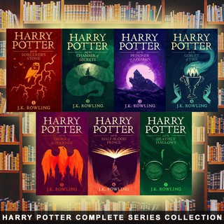 Harry Potter The Complete Collection Ebook