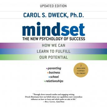 Mindset: The New Psychology of Success (Ebook)