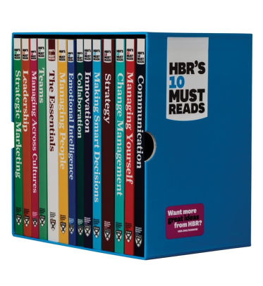 14 Must Reads Ultimate Boxed   Harvard Business Review