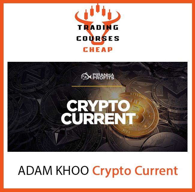 ADAM KHOO - CRYPTOCURRENCY TRADING COURSE - CRYPTO CURR