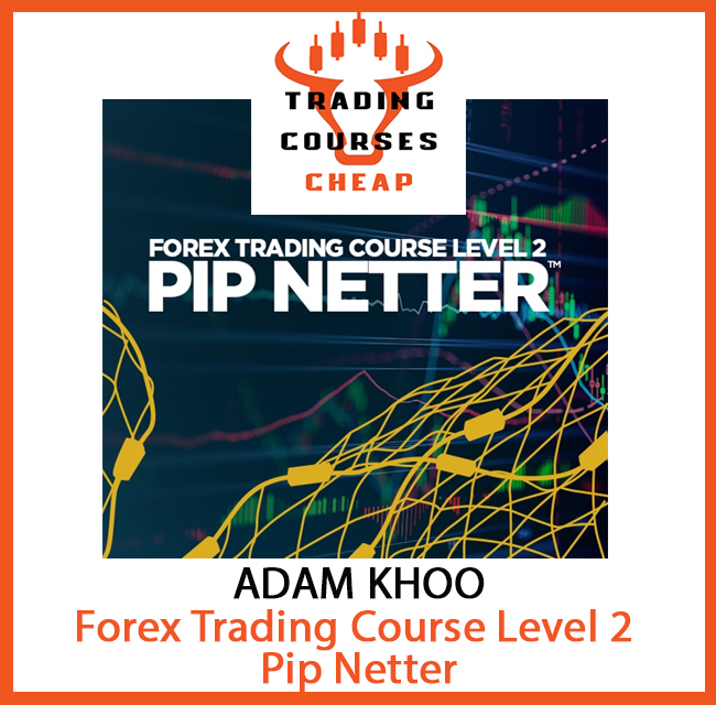 ADAM KHOO - FOREX TRADING COURSE LEVEL 2- PIP NETTER