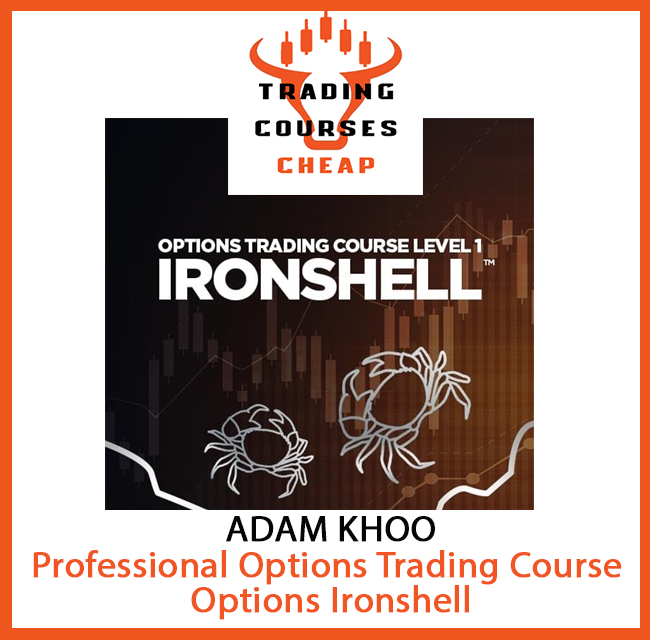 ADAM KHOO - PROFESSIONAL OPTIONS TRADING COURSE