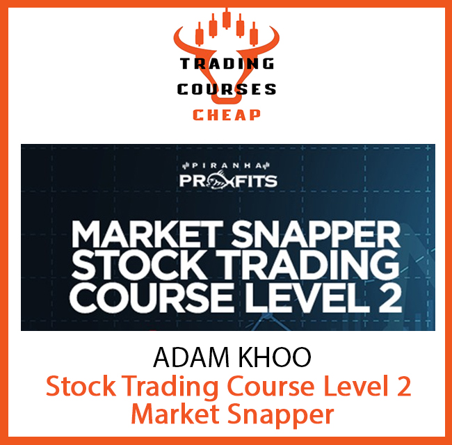 ADAM KHOO -STOCK TRADING COURSE LEVEL 2 -MARKET SNAPPER