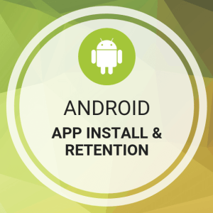 50 App Installs & Retention Android App World Wide