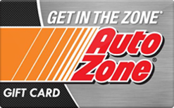 Autozone Gift Card 10-15$ instant
