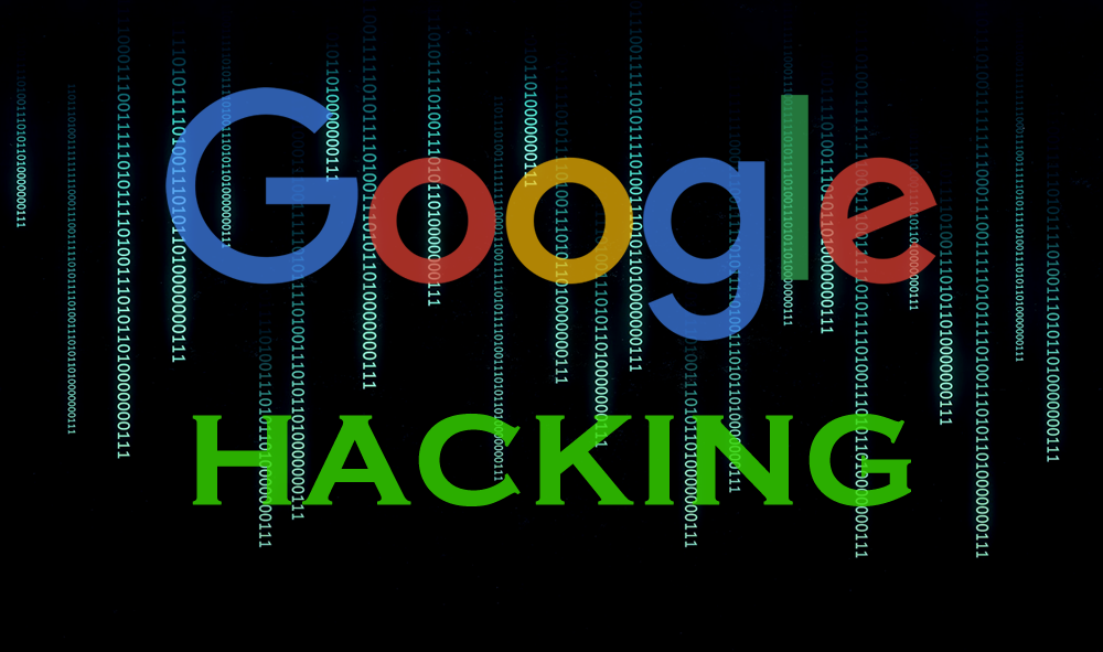 How to Hack using Google Search