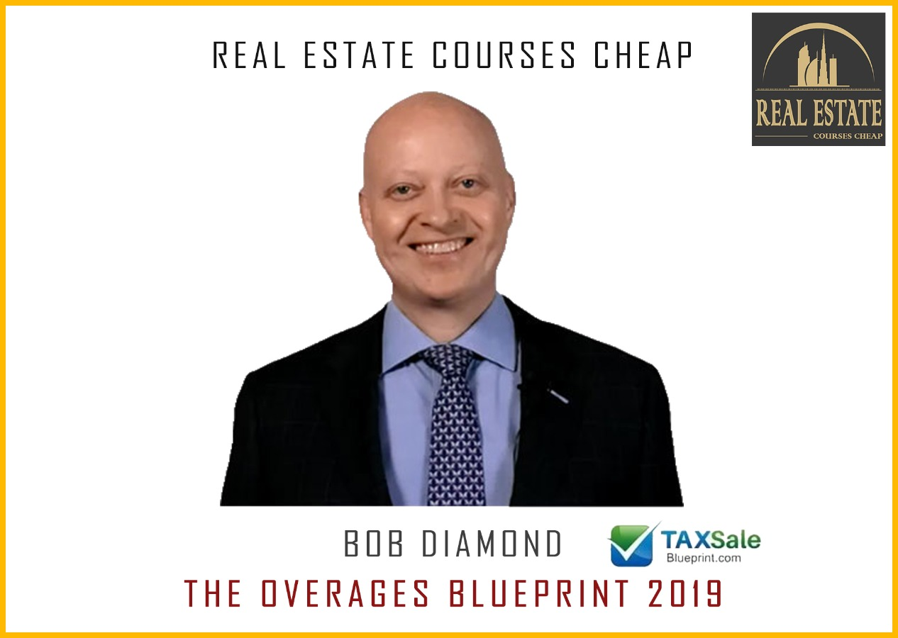 Bob Diamond – The Overages Blueprint 2019