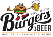 Burgers & Beer 200$ E-Gift Cards  (Email Delivery)