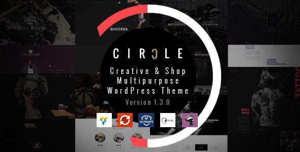 CIRCLE – Creative & Shop Multipurpose WordPres...
