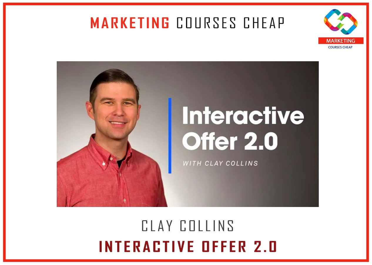 Clay Collins - Interactive Offer 2.0