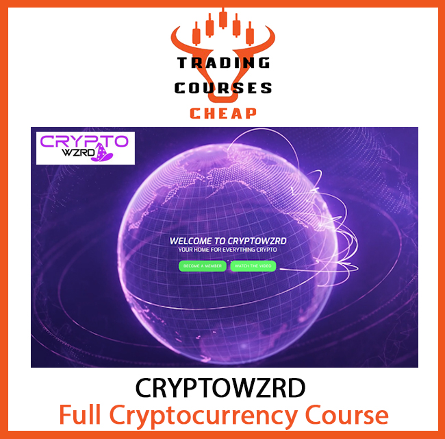CryptoWZRD - Full Cryptocurrency Course